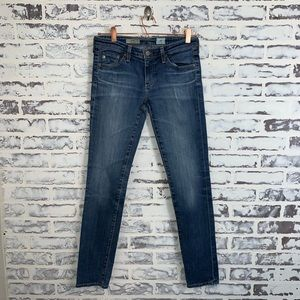 AG Jeans The Stilt Cigarette Leg 27